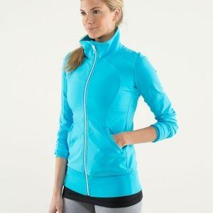 Lululemon Contempo zip-up jacket